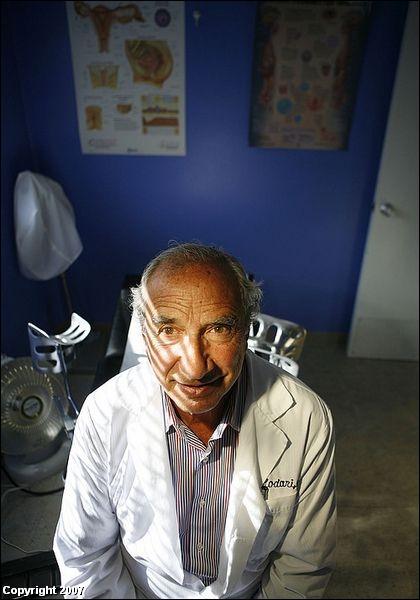 Abortionist Alberto Hodari