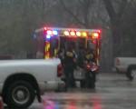 Ambulance at Southwestern Women's - 1