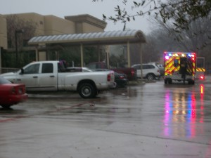Ambulance at Southwestern Women's - 3