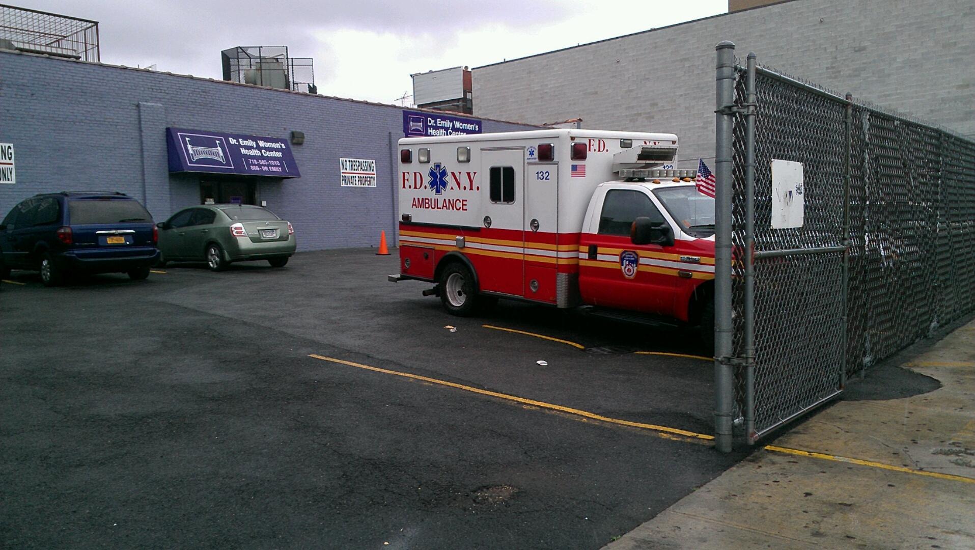 June 12, 2012 Medical Emergency at Dr Emilys 2