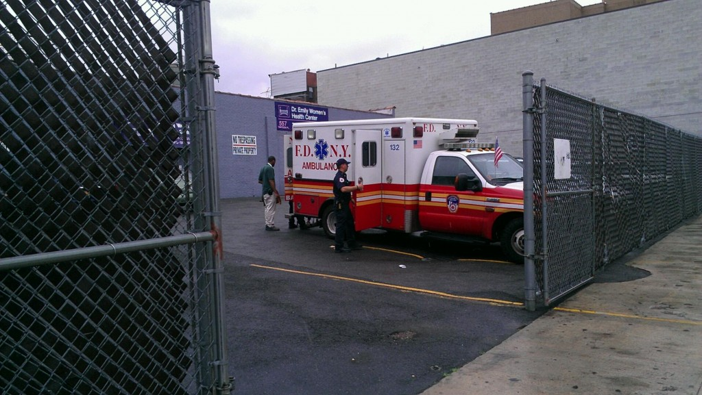 June 12, 2012 Medical Emergency at Dr Emilys 1