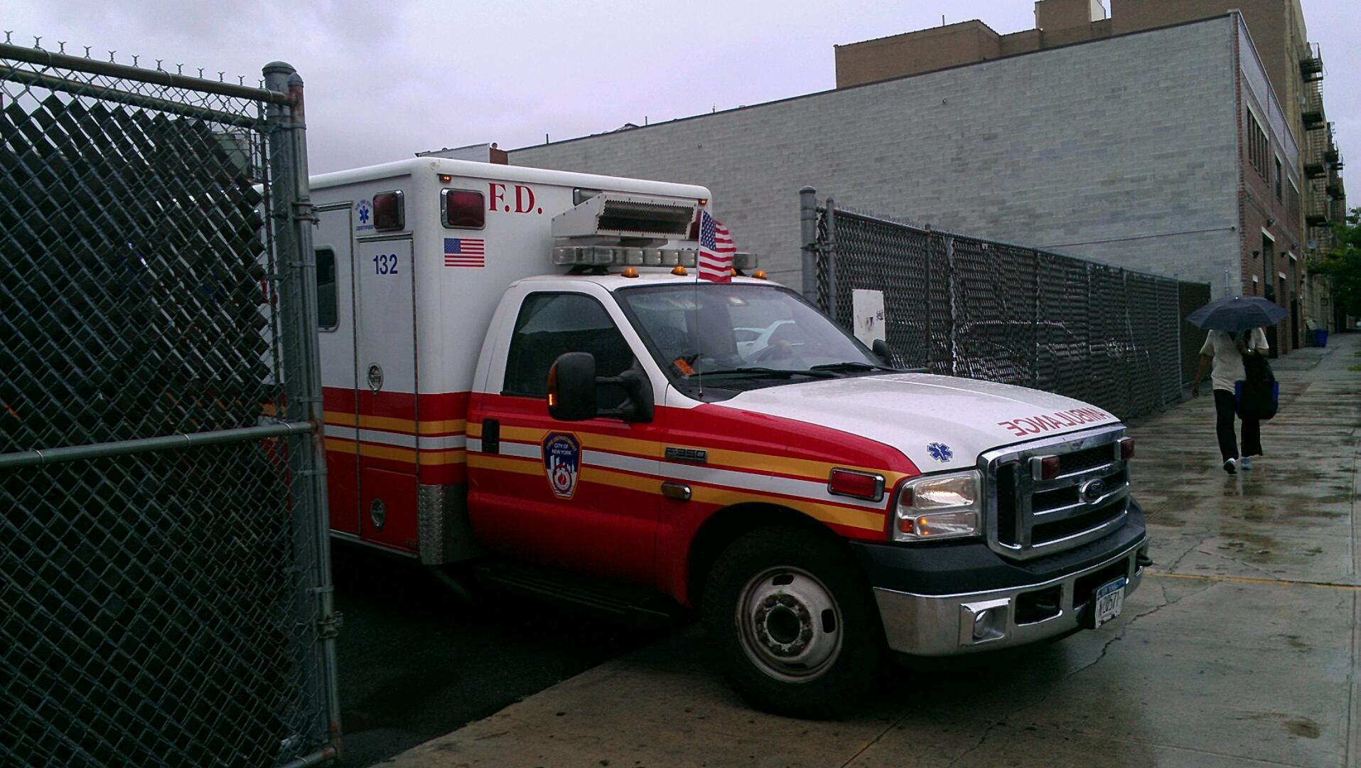 June 12, 2012 Medical Emergency at Dr Emilys 3