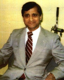 Yogendra Shah