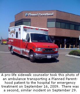 PPOrangeCountyCA - Ambulance091609