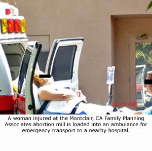 FPAMontclair-InjuredWoman