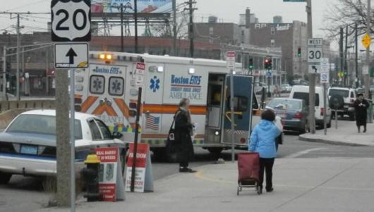 PPBoston - Ambulance 1 - Mar 12, 2014