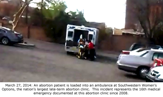 SouthwestWomens - Ambulance - 3-27-2014