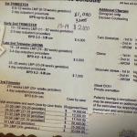 Warren Hern - Abortion Price List