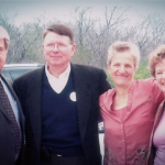 Late-term abortionists George Tiller and Shelley Sella. (middle of group)