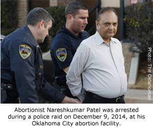 Patel Arrest-Cap