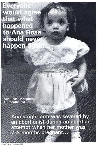 Ana Rosa Rodriguez, 16 months old