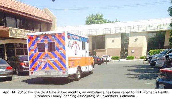 Bakersfield ambulance04142015