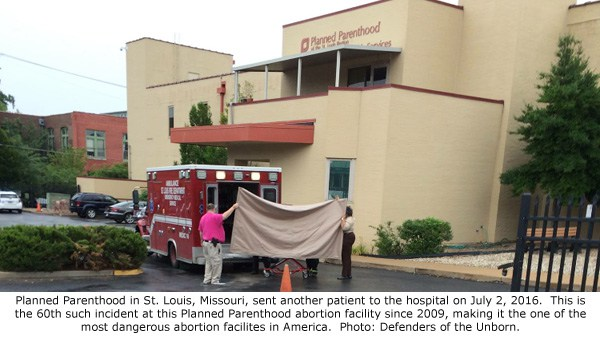St. Louis, MO - Central West End Planned Parenthood
