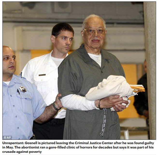 Women's Medical Society - Gosnell found guilty