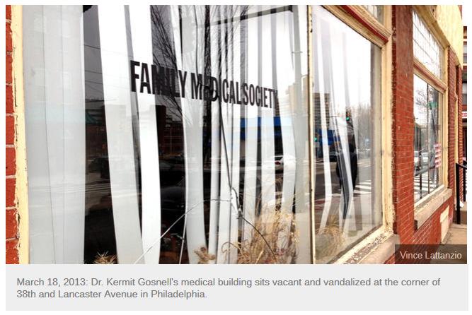 Philadelphia, PA - Women's Medical Society - vacant clinic