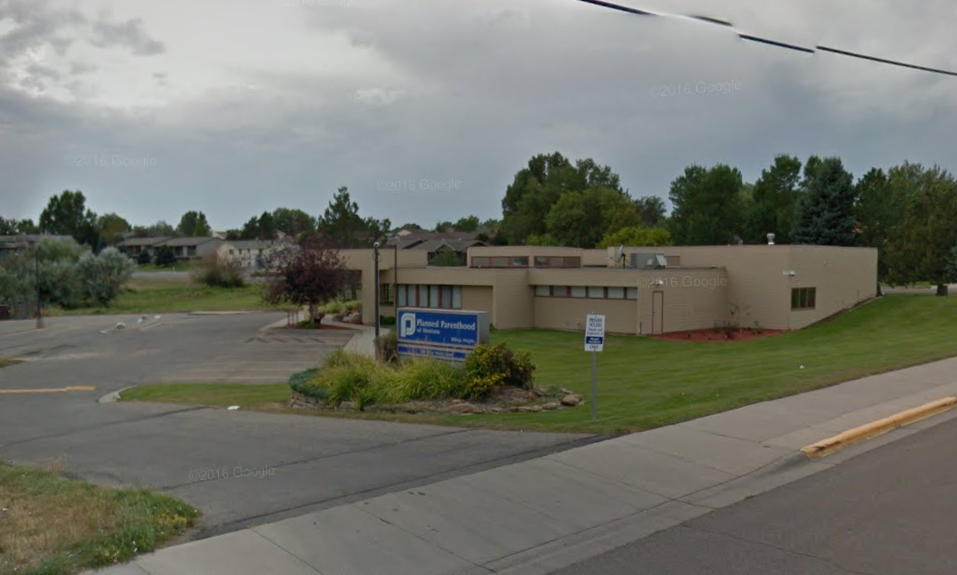 PLANNED PARENTHOOD HEIGHTS 100 WEST WICKS LANE – BILLINGS, MT 59105