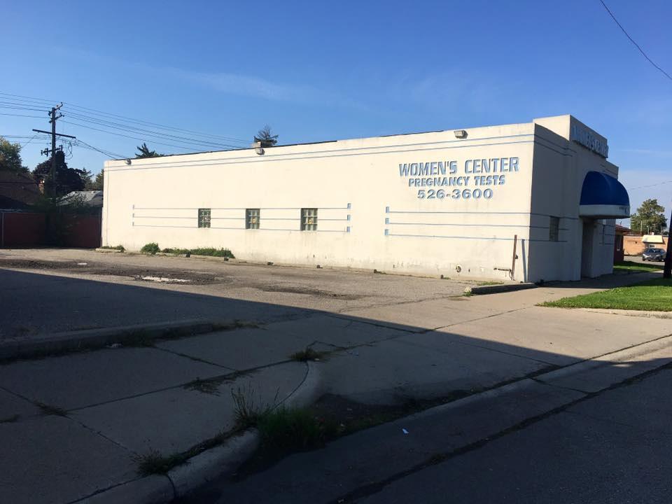 East GYN WomensCtr-building
