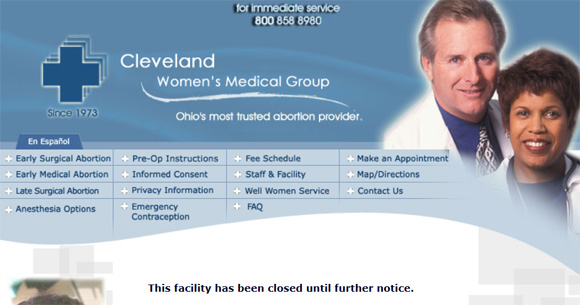 Cleveland Women's Medical Group CLOSED