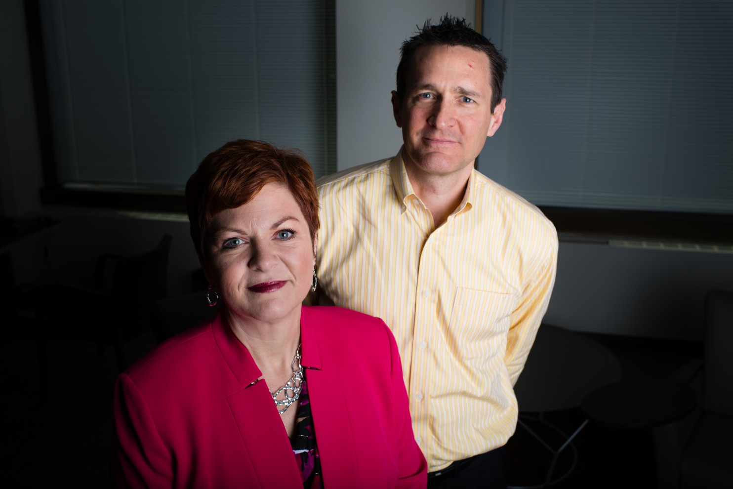 FemHealth aka Carafem - Melissa Grant, VP of health services; Christopher Purdy, president and CEO