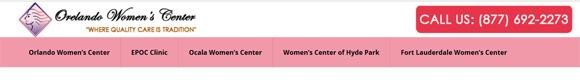 screenshot OWS Website