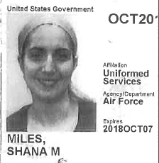 Miles, Shana -- military pic from NE apps, p. 13