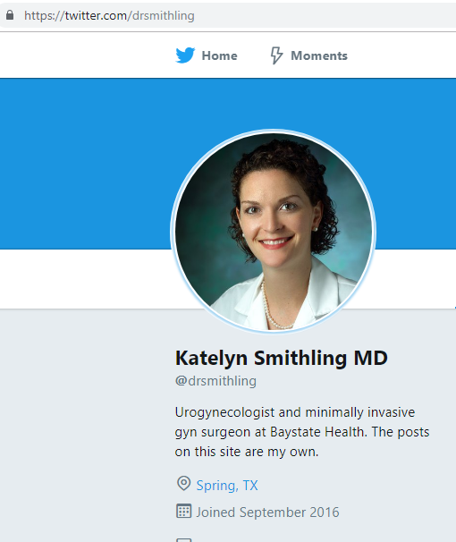Smithling, Katelyn - Twitter pic