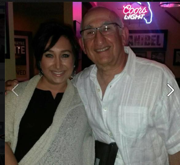 Chelian, Renee -- husband Ed Chelian pic