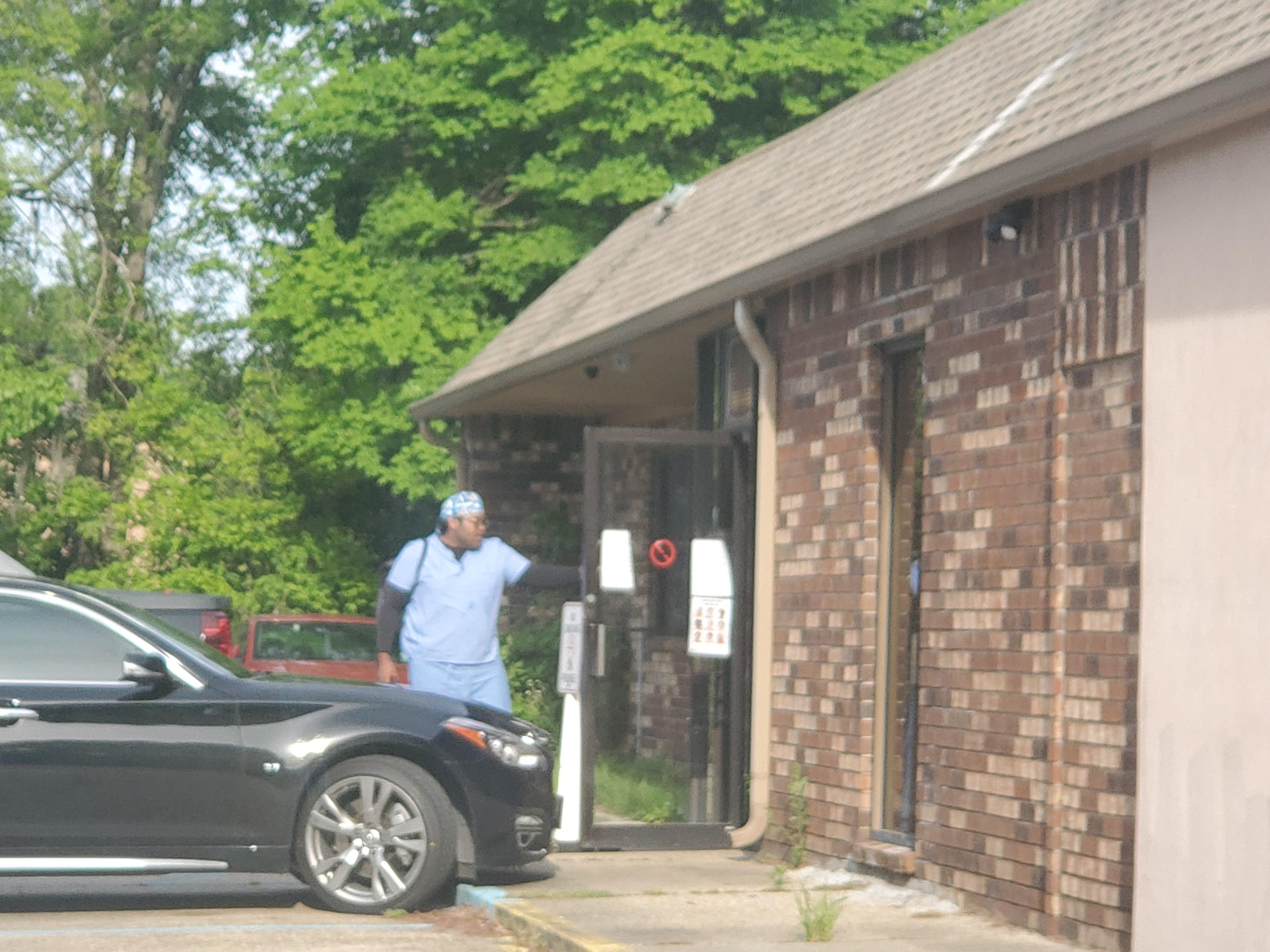 Williams, Musa -- Delta Clinic pic 1