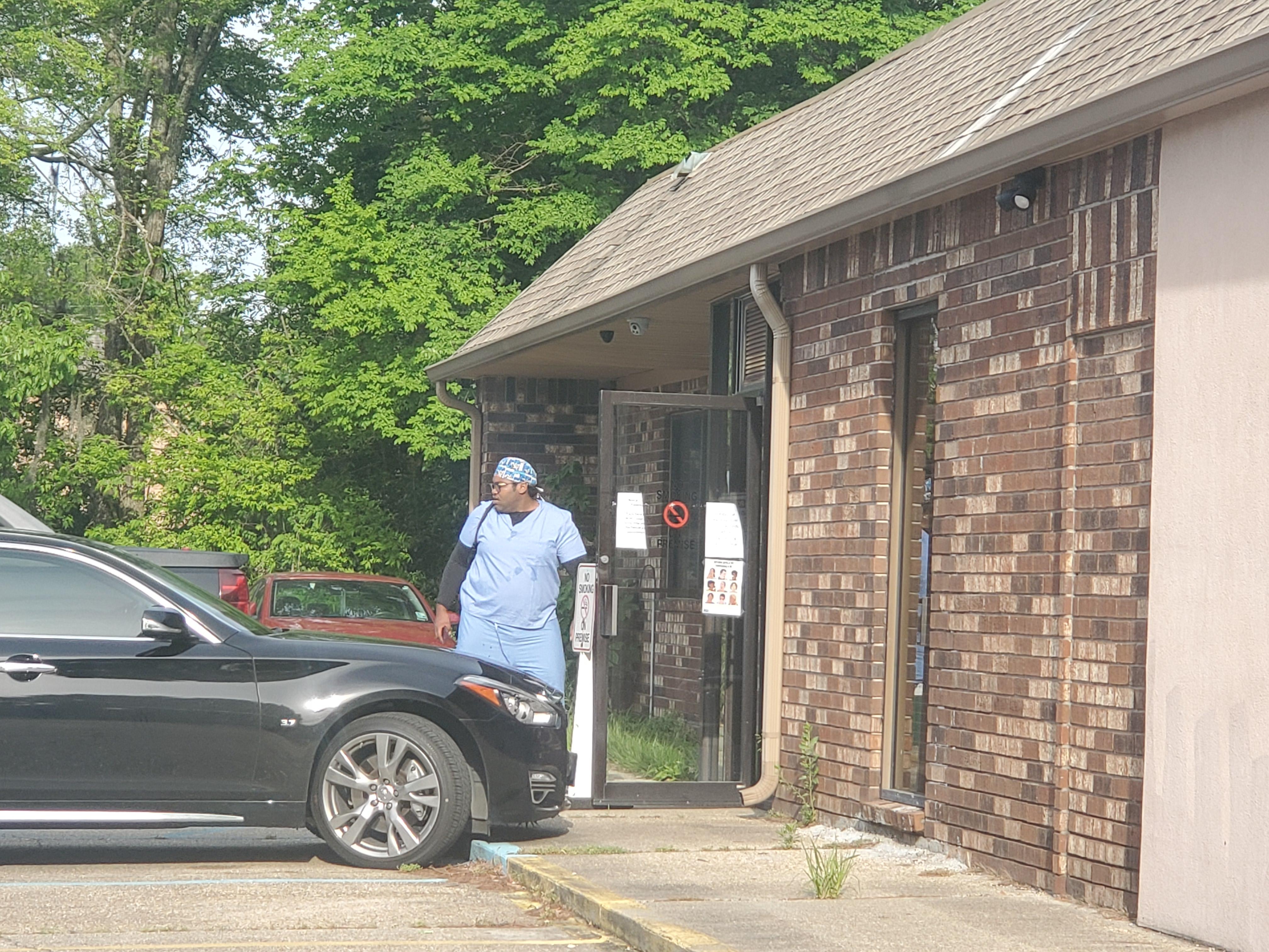 Williams, Musa -- Delta Clinic pic 3