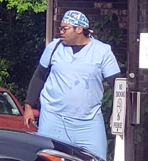 Williams, Musa -- dirty scrubs