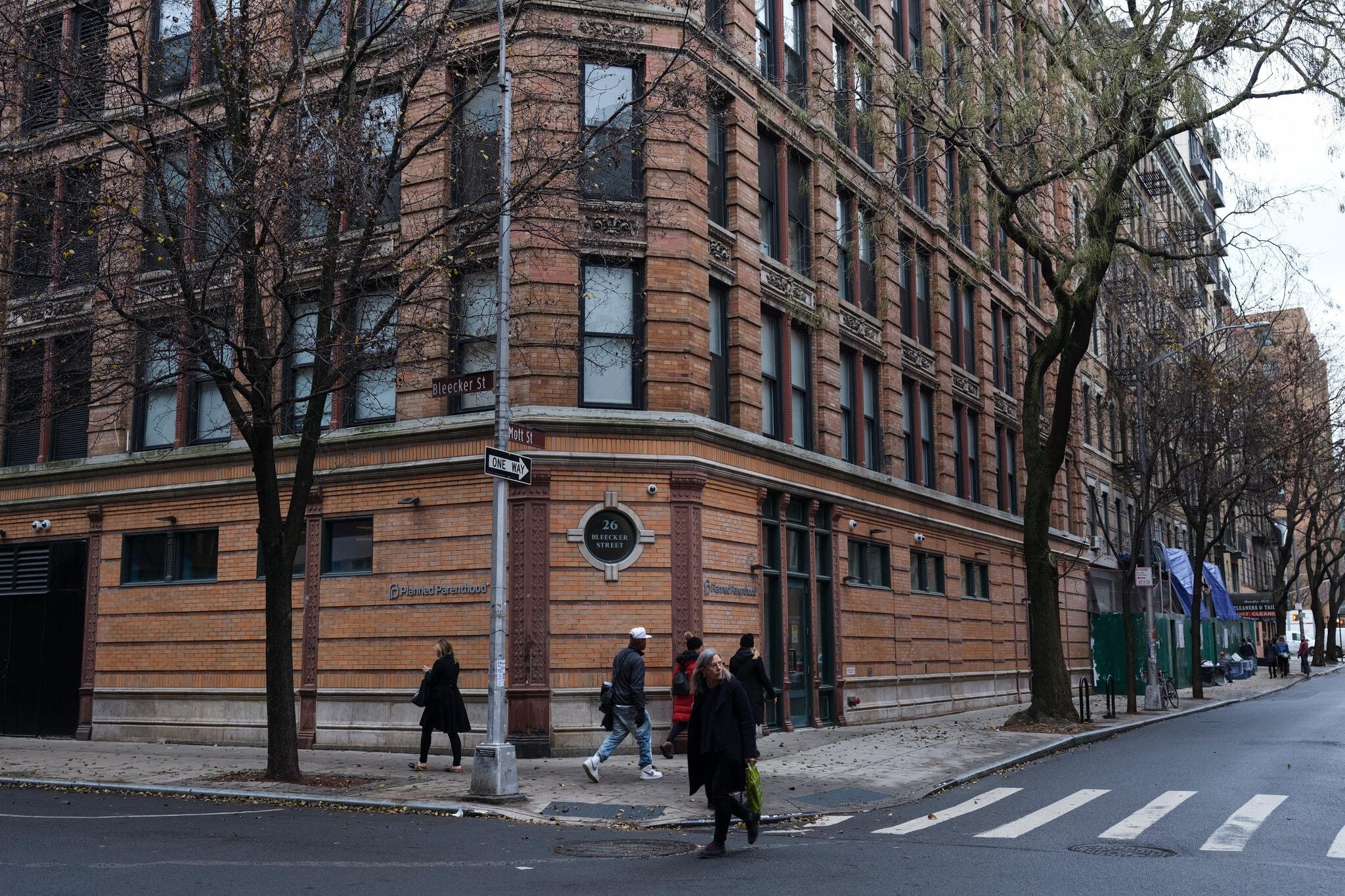 Margaret Sanger PP (New York) -- pic 1 (name change)