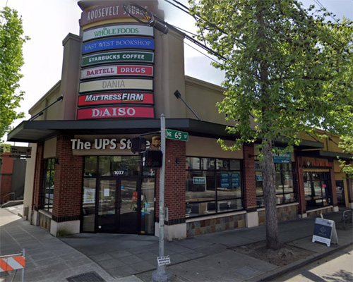 Abortion On Demand's UPS Store Mailing Address